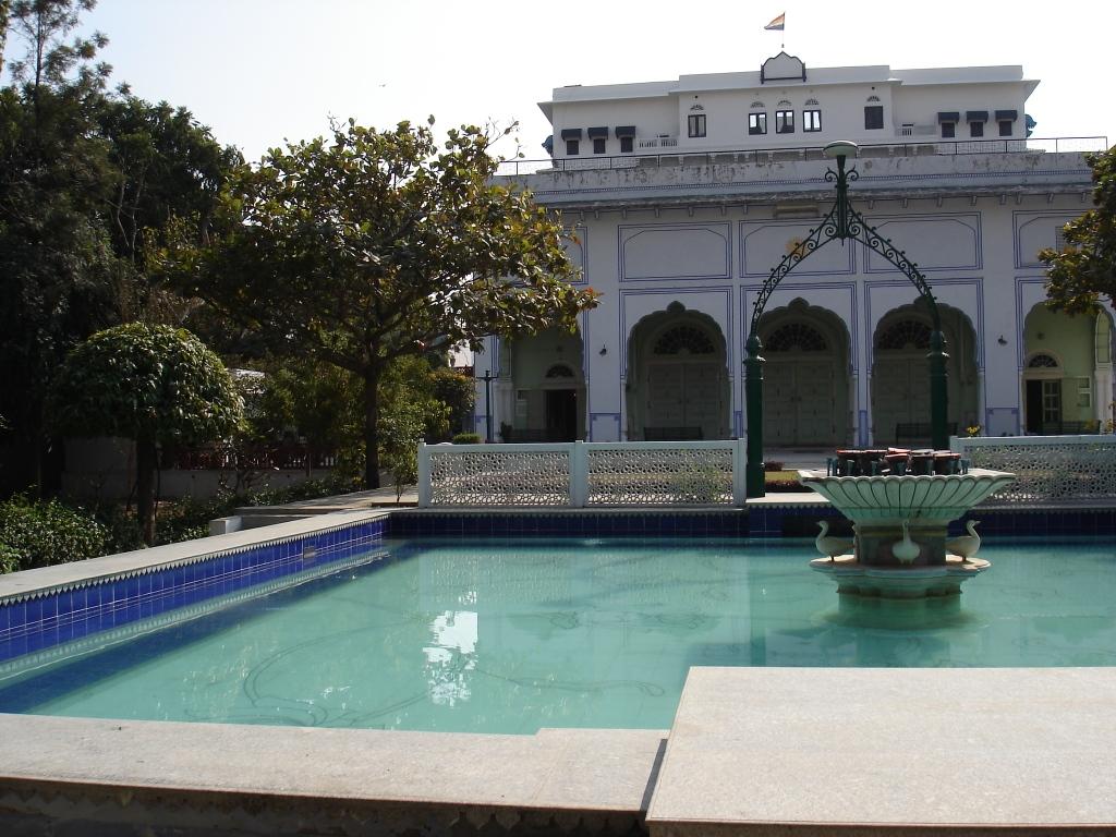 Индия, г. Джайпур, отель Diggi Palace